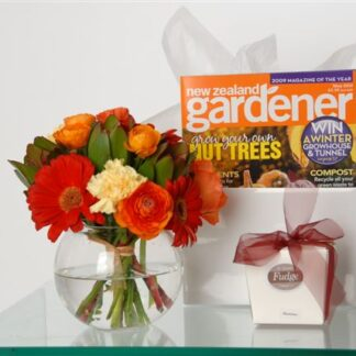 Flower arrangement - gifts for gardeners